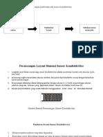 Perancangan pembuatan alat sensor konduktivitas