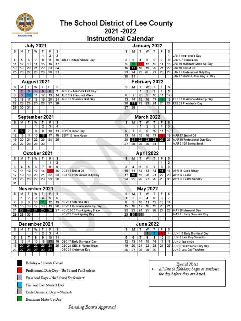 Boone County Schools Calendar 2022 2023.2021 2022 Instructional Calendar Festival Observances