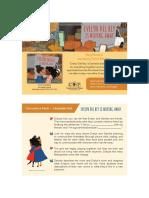 Evelyn Del Rey Teacher Tip Card