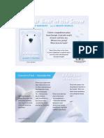 A Polar Bear in the Snow Teacher Tip Card