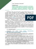 FP Sistemului Endocrin