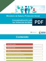 Presentación Marco conceptual VG 2018