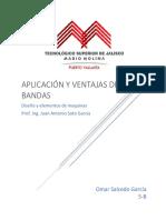 Aplicaciones y ventajas de bandas.pdf