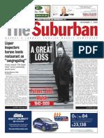 The Suburban - Newspaper