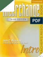Interchange Intro 3rd Edition Teacher's Resources Book.pdf