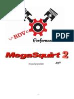 Manual BDV Performance Mega 2