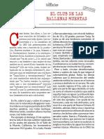 EL CLUB DE LAS BALLENAS MUERTAS - Daniel Samper Pizano