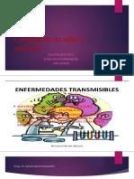 enfermedades transmitibles