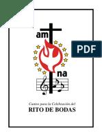 Folleto Bodas 2018