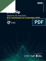 Reporte industria digital 2020 Colombia