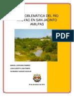 LA PROBLEMÁTICA DEL RIO ATOYAC EN SAN JACINTO AMILPAS