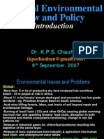 1.National Environmental Law & Policy
