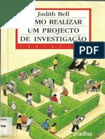 Como Realizar Um p de Investigac3a7ao Bell