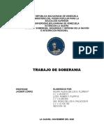 TRABAJO DE SOBERANIA 2020