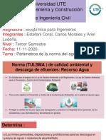 Normas Del Agua (1)
