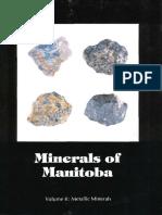 Minerals of Manitoba