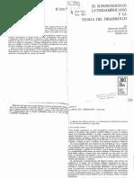 """7. Osvaldo Sunkel. """"El subdesarrollo Latinoamericano y la teoría del desarrollo"""". Siglo XXI. 1970. Cuarta Parte.pdf"""