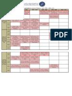Emploi du temps présentiel du semestre 9 Options   et CI.pdf