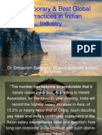 Contemporary+&+Best+Global+HR+Practices+in+Indian+Industry