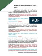 Ejemplos prácticos nueva reforma del Código Penal.pdf