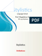 stylistic Introduction.pptx
