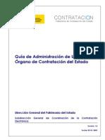 Guia para poderes adjudicadores sobre cómo utilizar la Plataforma de Contratación del Estado