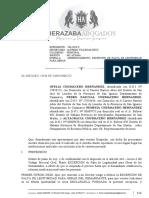 EXCEPCION │ LEGITIMIDAD PARA OBRAR Y OTRO │ PROCESO CIVIL.docx