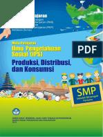 UNIT PEMBELAJARAN IPS-SMP PRODUKSI, DISTRIBUSI, DAN KONSUMSI.pdf