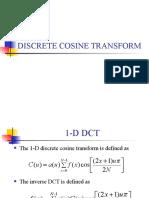 L8_DISCRETE COSINE TRANSFORM