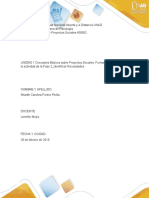 Identificacion del problema Consolidacion fase 2