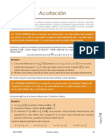 Clase Acotación (BB 2020) - 2