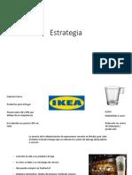 1. Estrategia