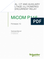 MiCOM_P116_EN_M_A11v2.7