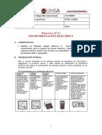 Guia 2 (Electricidad) Instrumentación Eléctrica
