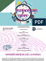 Presentación_ADMINISTRACIÓN DEL TIEMPO