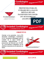 SOCIALIZACION PROTOCOLO SALUD MENTAL PACIENTES COVID-19