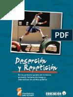 Desercion y repeticion en los Primeros Grados de la Básica Primaria