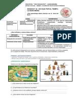 Ficha Informativa 15 Segundo Sec. Nubia