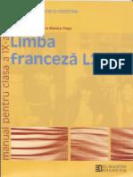 Manual Franceza clasa a 9-a