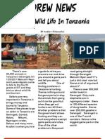 Karibu Newsletter