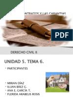 DERECHO CIVIL II presentacion unidad 6_