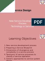 03 Service Design Development