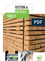 Construction and PEFC Certified Timber