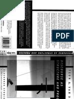 Teun a. Van Dijk - Discourse as Structure and Process