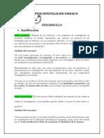 CONCEPTOS INVESTIGACIÓN UNIDAD II.docx