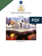 Kumul Tec Abel Escatologia Antologia de textos