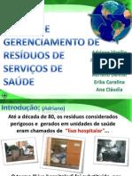 PGRSS - Apresentação - SENAC 2010