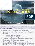 Over Voltage Switching EHV Presenttaion Students