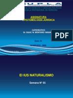 6. Ius naturalismo