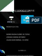 LA WEB 2.O Y GOOGLE DRIVE (1)
